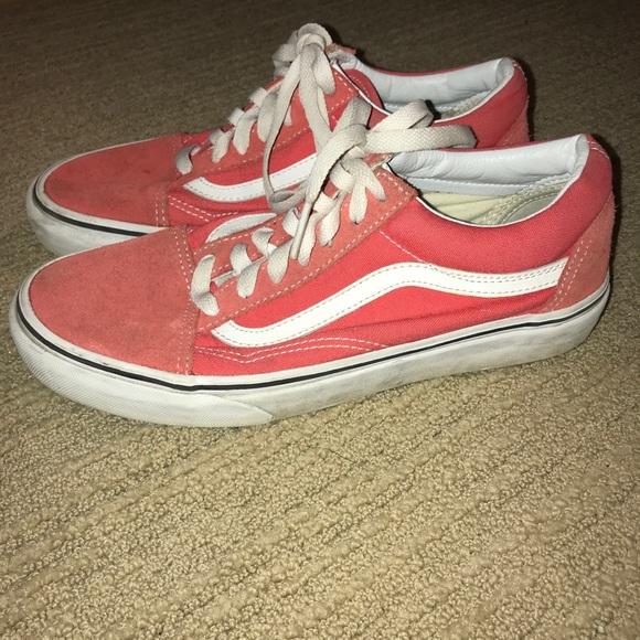 vans old skool salmon pink \u003e Clearance shop
